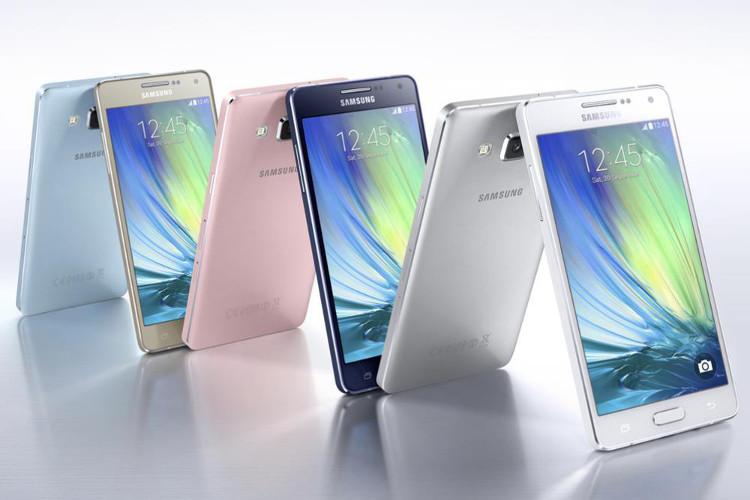 اعلام سامسونگ قیمت گوشی های گلکسی A3 و A5 نسخه 2017 +تصاویر