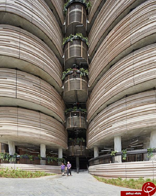 زیباترین دانشگاه جهان +تصاویر