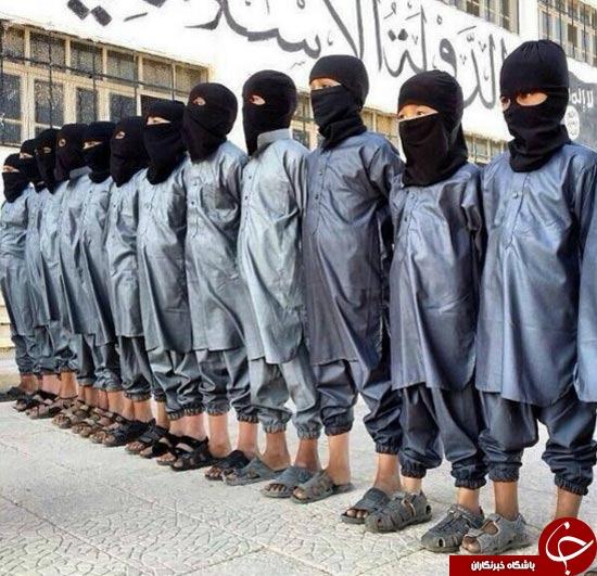 راهکار داعش براي مقابله با شکستهاي متعدد در عراق و سوريه چيست؟ + تصاوير