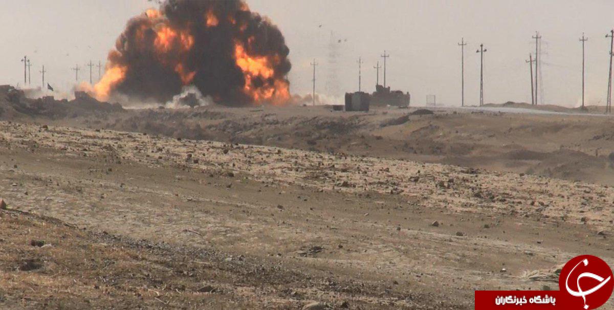 راهکار داعش برای مقابله با شکستهای متعدد در عراق و سوریه چیست؟ + تصاویر