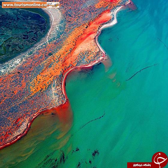 عکس/ رنگیترین مکانهای توریستی جهان را ببینید!