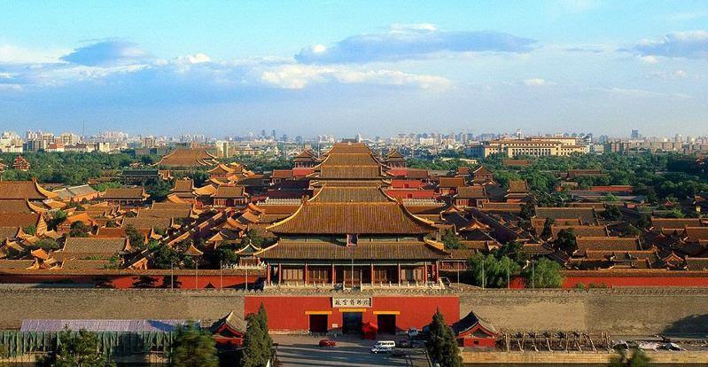 به «شهر ممنوعه چین» سفر کنید! + تصاویر