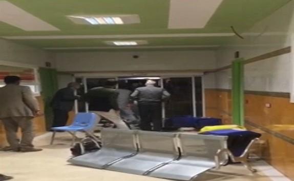 باشگاه خبرنگاران - درگیری شدید در بخش اورژانس بیمارستان! + فیلم