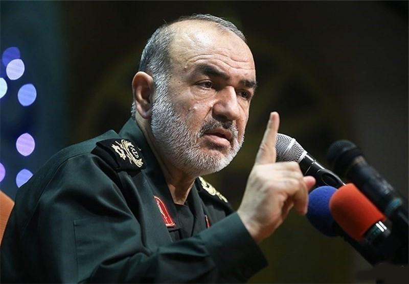 اگر همه قدرتهای استکباری جمع شوند نمیتوانند ایران را شکست دهند