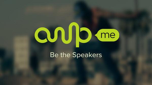 دانلود AmpMe 7.12.1 برنامه تبدیل چند گوشی به یک بلندگوی واحد در اندروید