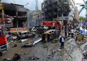 وقوع انفجار در شهر ازمیر ترکیه/ 4 کشته و زخمی