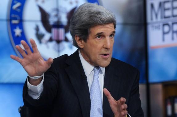 باشگاه خبرنگاران - جان کری: فشارها بر ایران باید ادامه یابد / ما باید ایران را در برنامه موشکیاش هم به عقب برانیم