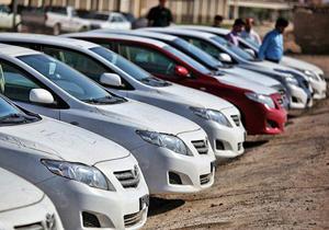 تولید ۷ خودروی سواری داخلی متوقف شد