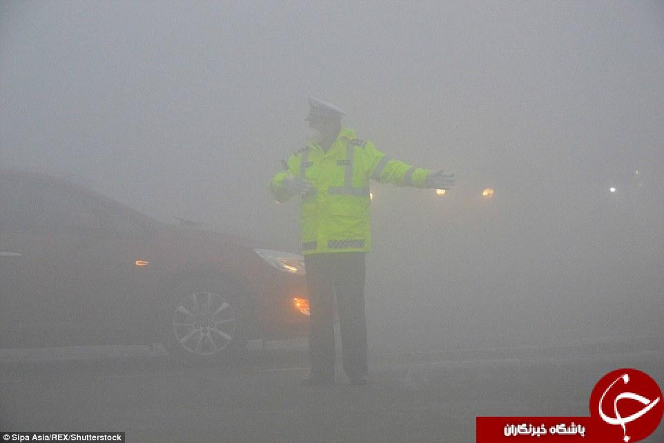 شاهکار مدرسه ای در چین برای مقابله با آلودگی هوا چیست؟