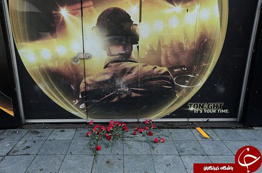 از بیهوش شدن سرباز در مراسم وداع اوباما تا حمله تروریستی به کلوپ شبانه استانبول