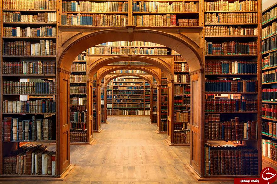 کتابخانههای باشکو جهان +تصاویر