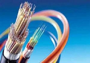 افزایش طول شبکه فیبر نوری در اردبیل