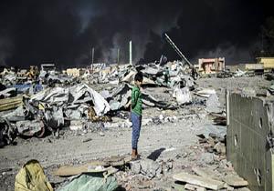 حملات آمریکا به هفت کشور جهان در سال 2016 با بیش از 26 هزار بمب,