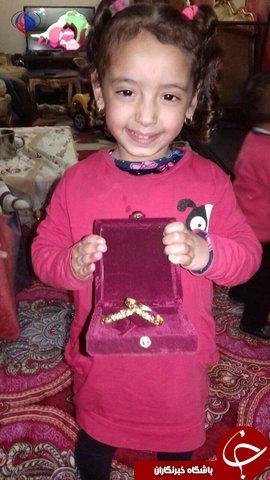 خواستگاری جنجالی داماد 7 ساله از عروس 4 ساله!+تصاویر