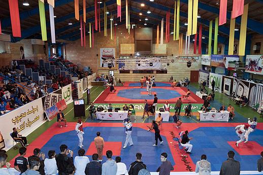 تاريخ برگزاری مسابقات تكواندو آزاد كشوری مشخص شد
