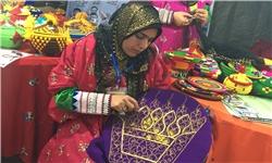 دایر شدن فروشگاه ویژه صنایع دستی بومی محلی در دهلران