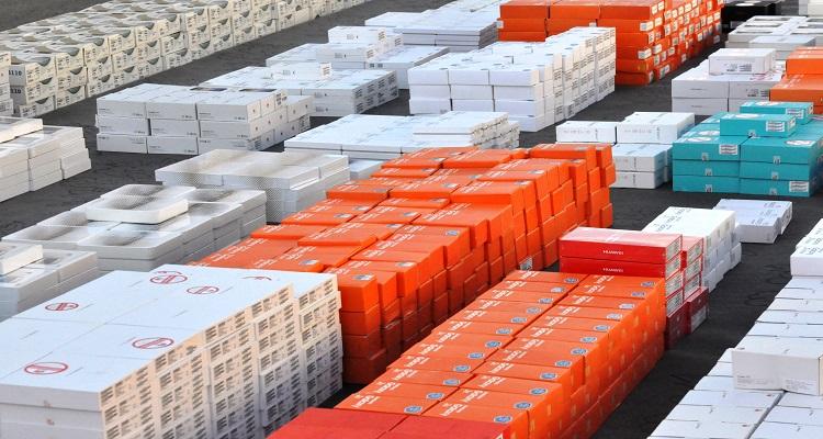 وزارت اطلاعات بیش از 7 هزار گوشی تلفن همراه را کشف و ضبط کرد