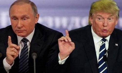 ماه عسل سیاسی ترامپ با روسیه/پایان پروژه ی روسیه هراسی آمریکا
