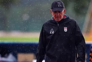 استعفای کی روش مورد موافقت فدراسیون فوتبال قرار نگرفت