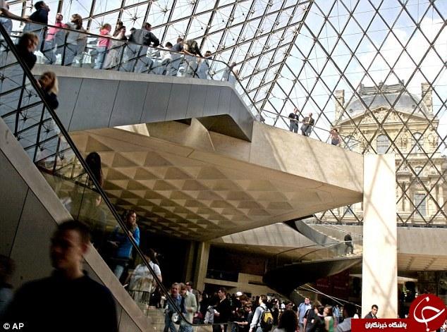 حال و روز بازدیدکنندگان موزه لوور چطور است؟