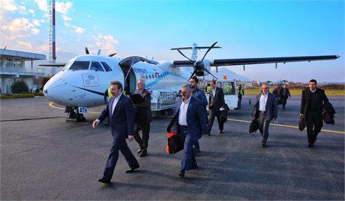 گزارش سفر سه روزه وزیر ارتباطات و فناوری اطلاعات به شمال کشور