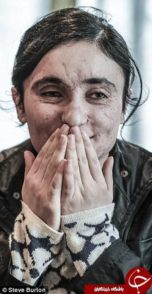روایتی تلخ از سرنوشت دختر ایزدی/