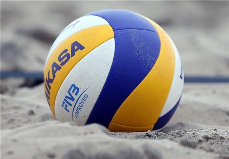 ایران میزبان تور جهانی والیبال ساحلی