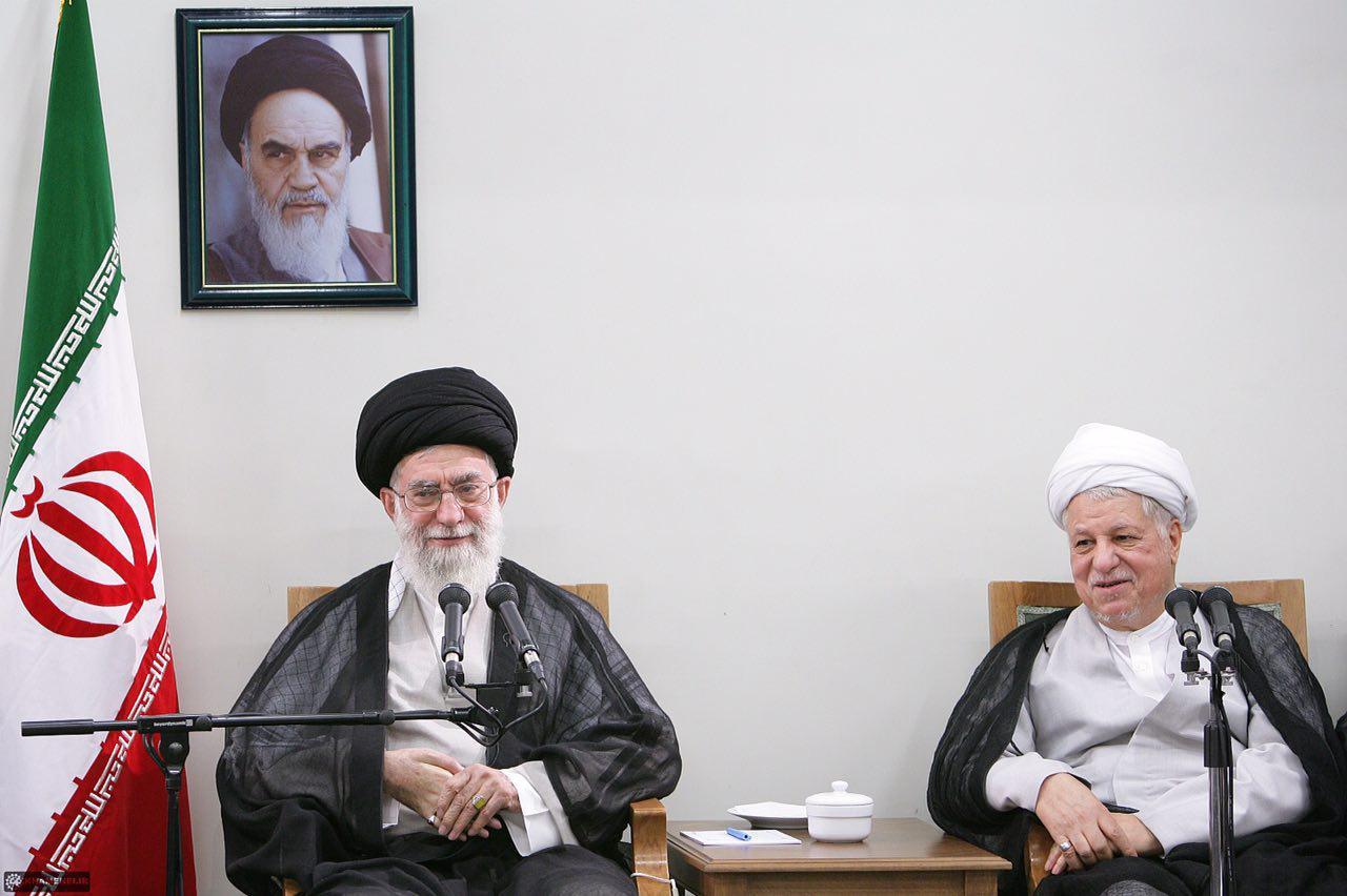 رهبر انقلاب در پیامی ارتحال آیتالله هاشمی رفسنجانی را تسلیت گفتند
