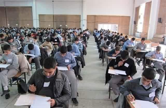 برنامهریزی برای جابهجایی امتحانات دانش آموزان در خصوص تعطیلی 21 دی ماه