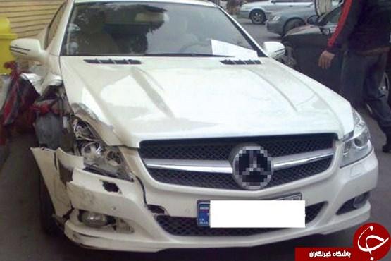 تصادف هم میکنید با این خودروها تصادف نکنید!