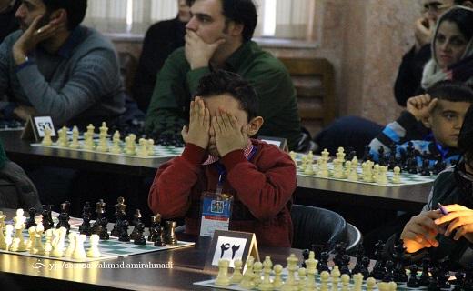 مسابقه بزرگ شطرنج سیمولتانه در سمنان برگزار شد.