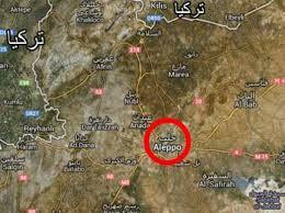 حلب بهطور کامل از لوث تروریستها پاکسازی شد
