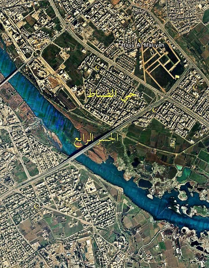 کشف مقادیر زیادی از تسلیحات و مهمات جنگی تروریستها در شمال بغداد/ تعقیب عناصر داعش ادامه دارد + تصاویر