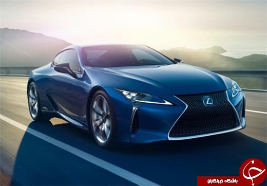 سریعترین و قویترین خودروهایی که در سال 2017 عرضه میشوند +تصاویر