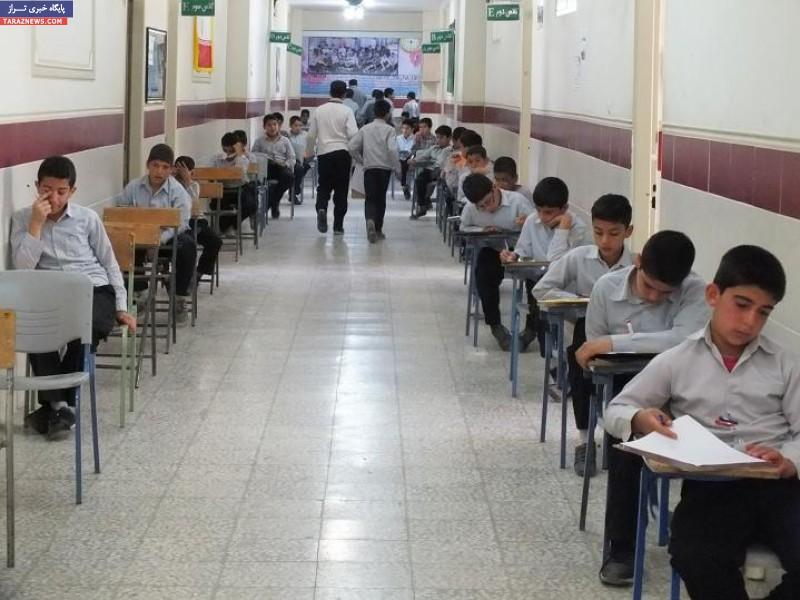 تکلیف امتحانات با توجه به فوت آیت االه رفسنجانی رفسنجانی/ امتحانات نهایی دانشآموزان امروز به پایان رسید