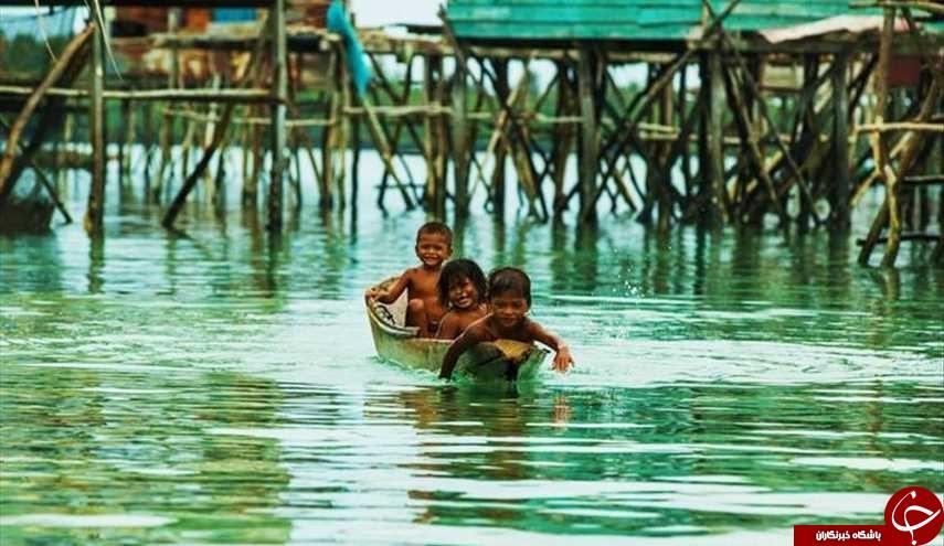 وقتی زندگی در آب ممکن می شود