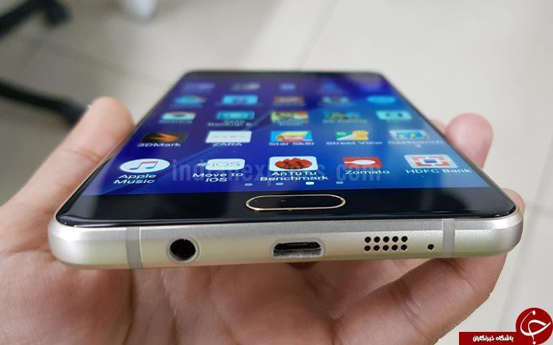 مقایسه گوشی های سامسونگ گلکسی A7 و گوشی هواوی P9