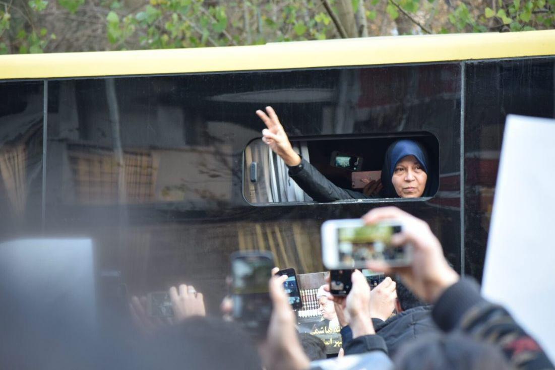 بازتاب برگزاری مراسم خاکسپاری آیتالله هاشمی رفسنجانی در رسانههای خارجی
