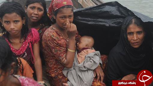 سکوت مرگبار «بانوی صلح» در برابر نسلکشی مسلمانان کشورش +تصاویر