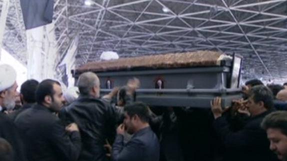 مراسم تشییع پیکر آیت الله هاشمی رفسنجانی آغاز شد