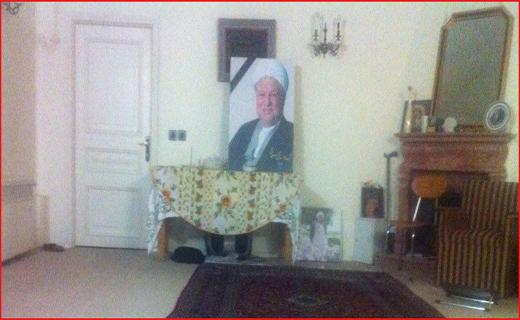 وداع ایران با بزرگمرد تاریخ و یار دیرین امام (ره) / خداحافظ هاشمی+تصاویر