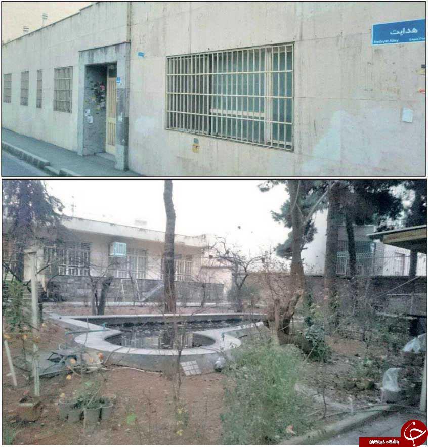 اولین خانه آیتالله هاشمیرفسنجانی پس از انقلاب +تصویر
