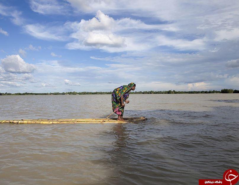 10 تصویر که تغییرات آب و هوایی در سراسر جهان را اثبات میکند