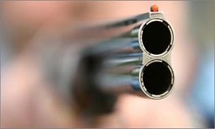 سرقت از سوپرمارکت با اسلحه شکاری