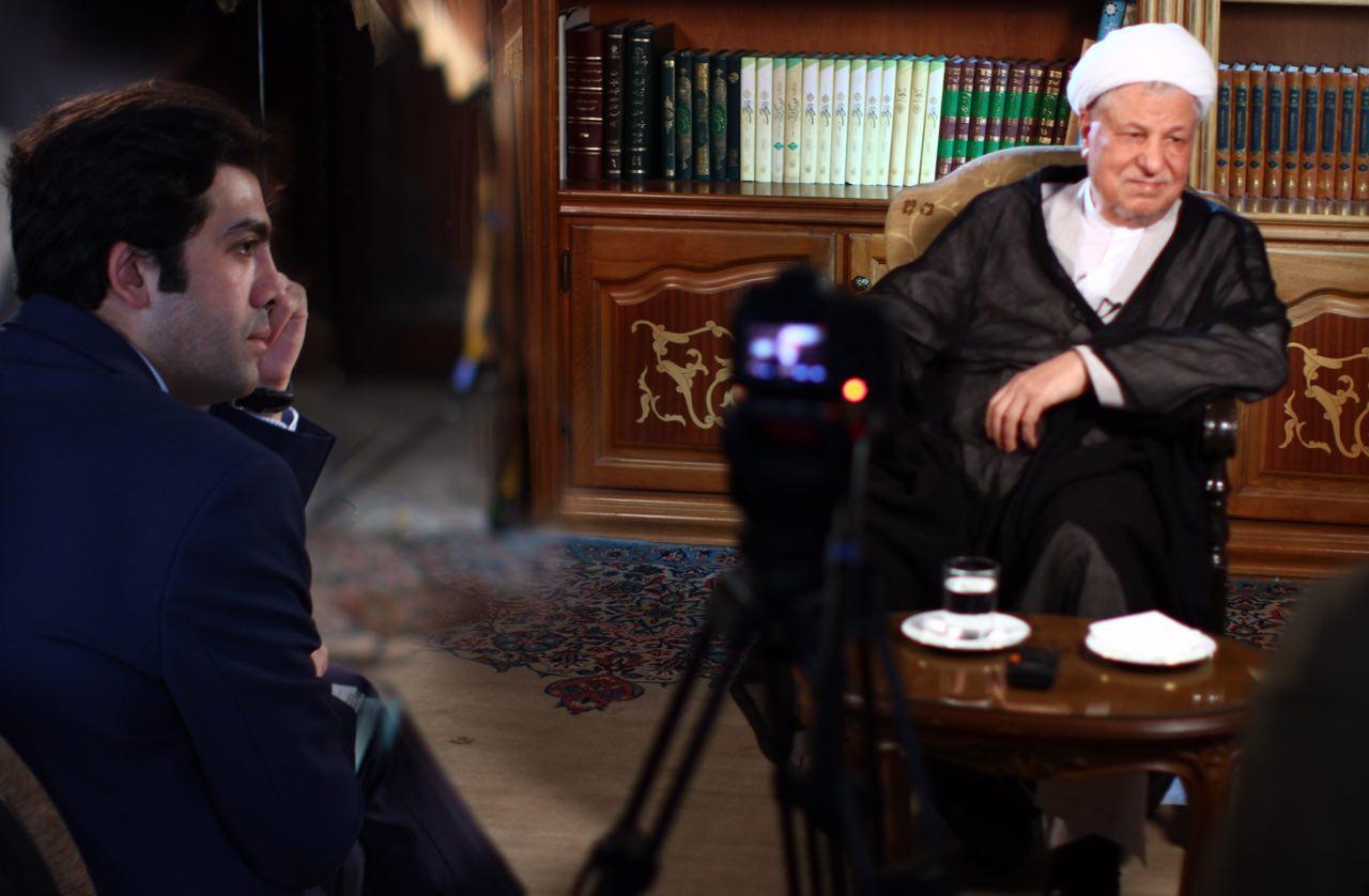 خاطرات مرحوم «هاشمی رفسنجانی» از نلسون ماندلا در یک مستند