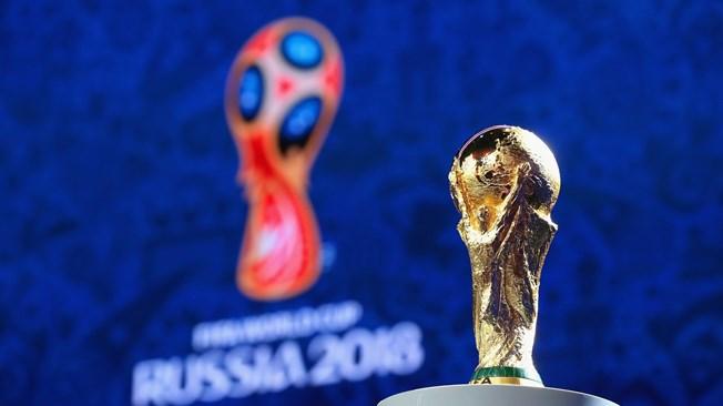 اعلام ضربالاجلهای جام جهانی ۲۰۱۸ روسیه توسط فیفا