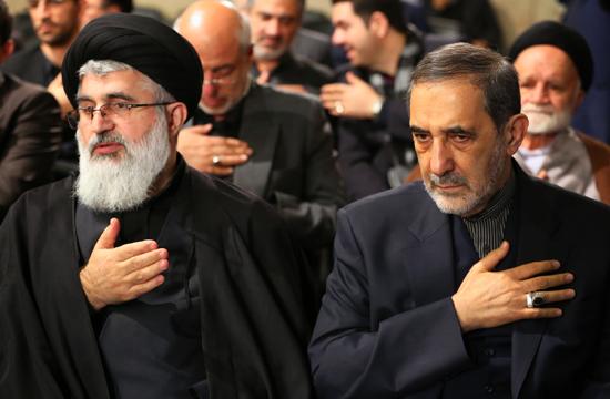 مراسم بزرگداشت حجتالاسلام والمسلمین هاشمی رفسنجانی در حسینیه امام خمینی(ره)