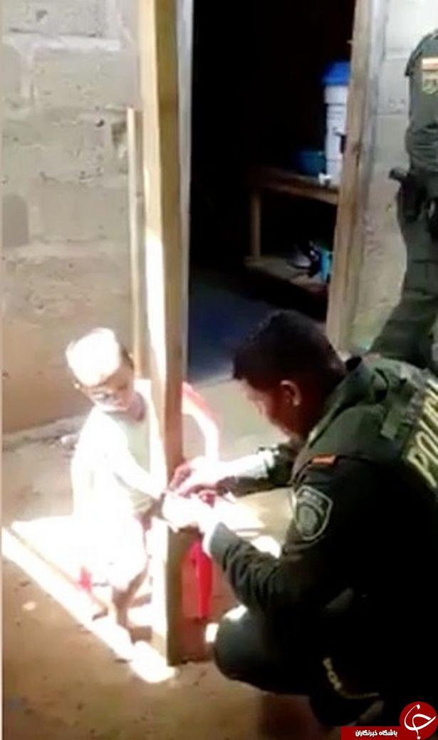 تنبیه عجیب کودک، کار دست مادر سنگدلش داد+ تصاویر