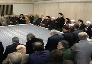 مراسم بزرگداشت آیتالله هاشمی در حسینیه امام خمینی (ره) + فیلم