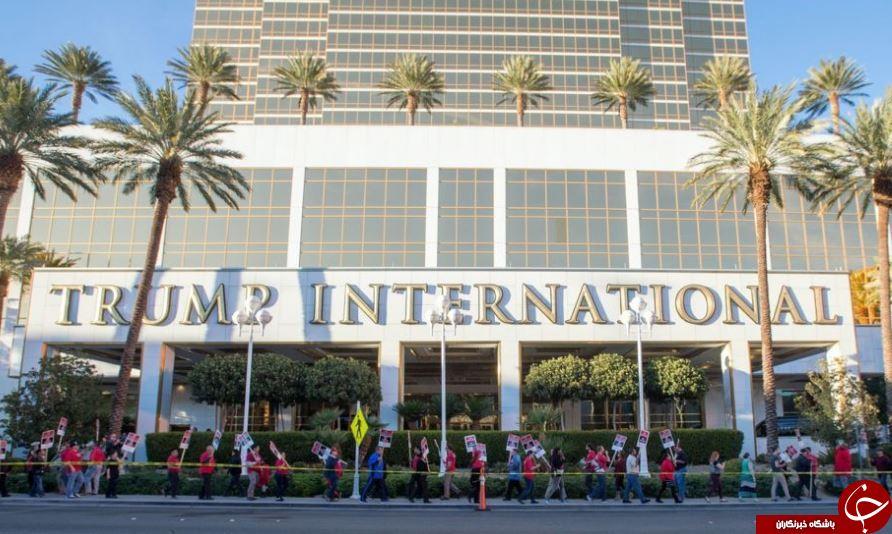 برجهای ترامپ در گوشه و کنار دنیا +تصاویر